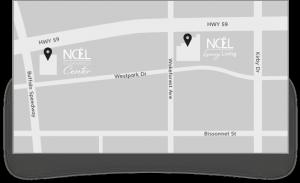 Noel Furniture Map