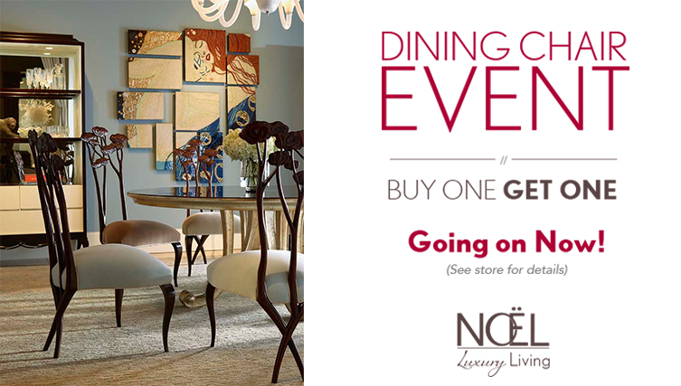 Dining Chair Event - Buy One Get One