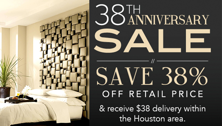 38th Anniversary Sale - Save 38%