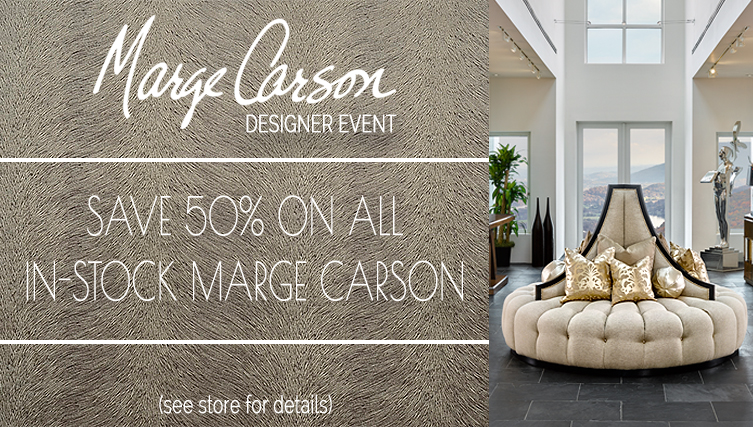 marge carson designer event