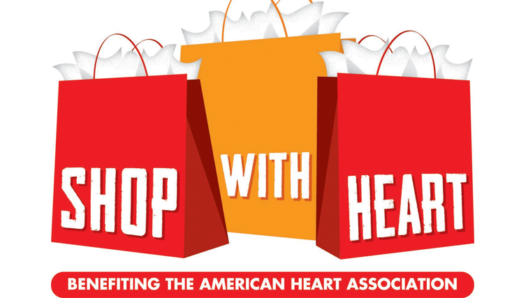 Shop For Heart 2016, Save 20%.