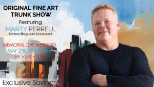 Noel Home Original Art Trunk Show May 2016.
