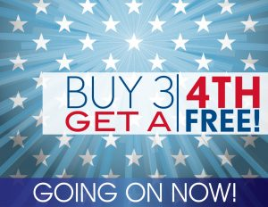 Buy 3 and get your 4th free at Noel Home