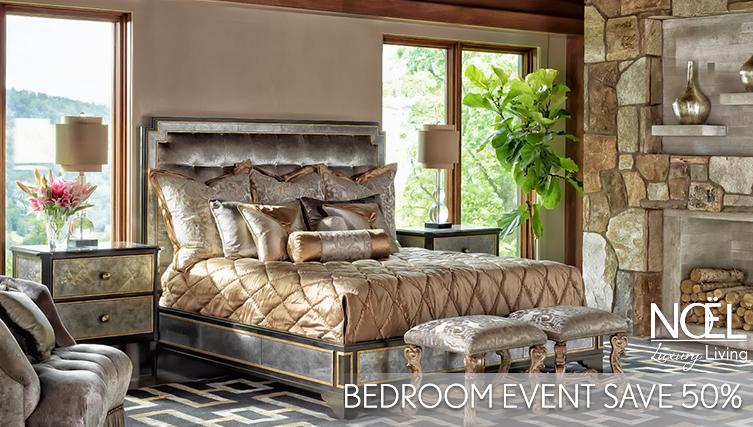 Noel Bedroom Event Save 50%