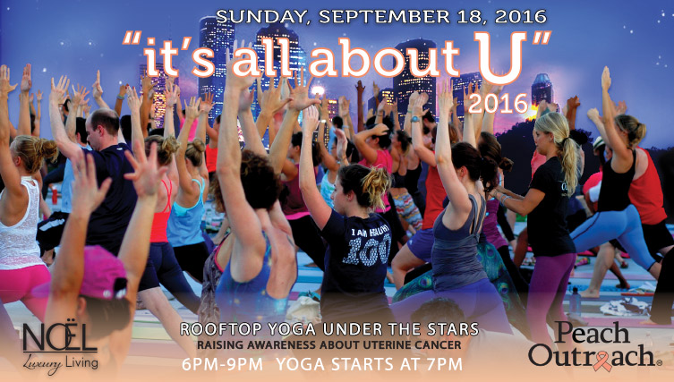 Rooftop Yoga Under The Stars 2016
