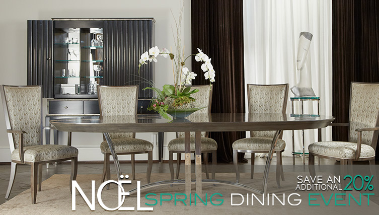 Noel Spring Dining Event