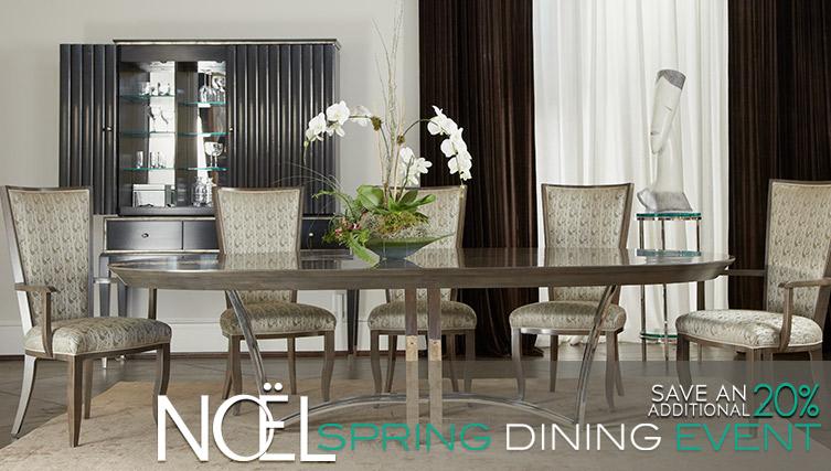 Noel Spring Dining Event