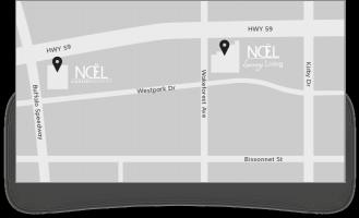 Noel Luxury Living - Map