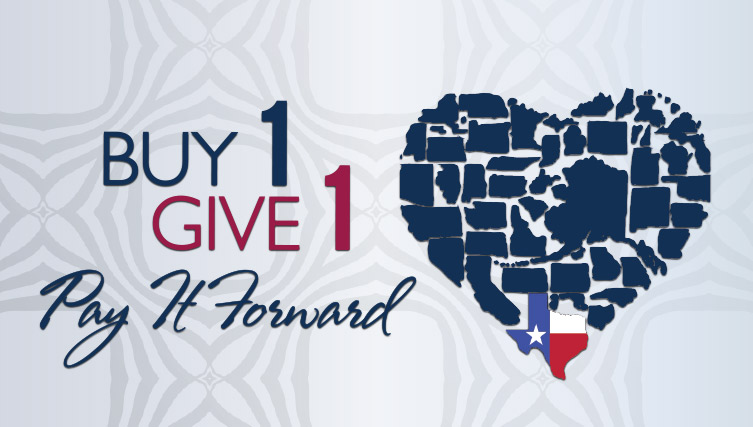 Buy 1 Give 1: Pay It Forward Noel Furniture
