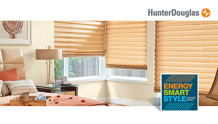 Hunter Douglas Energy Smart Style Event at Noel Furniture