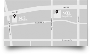 Noel Furniture location from google maps