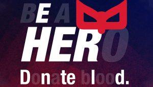 Noel Blood Drive February 27 Be a Hero