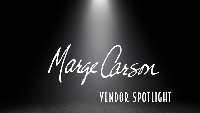 Marge Carson Vendor Spotlight