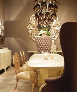 christopher guy dining room furniture table and chairs