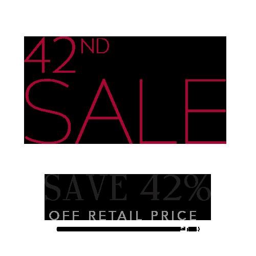 42 year sale