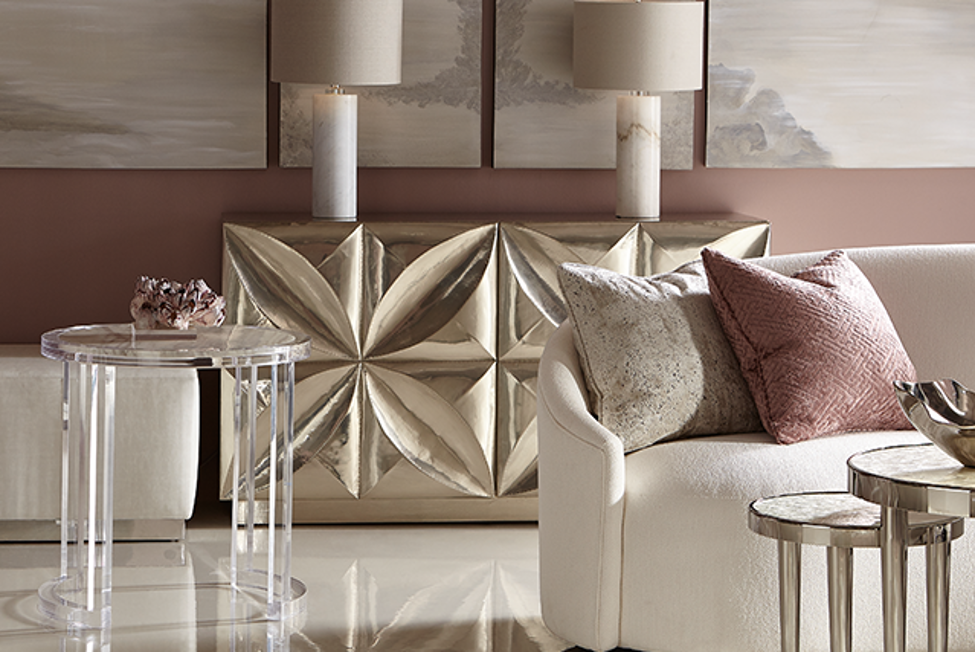 Bernhardt Interiors at Noel Home Living Room