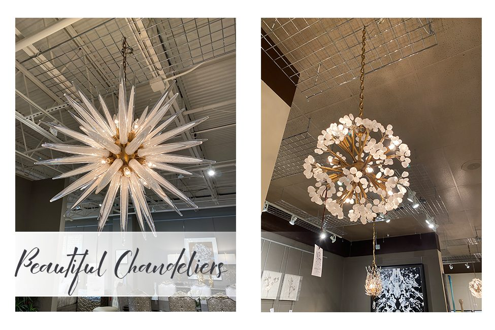 John-Richard Collection chandeliers